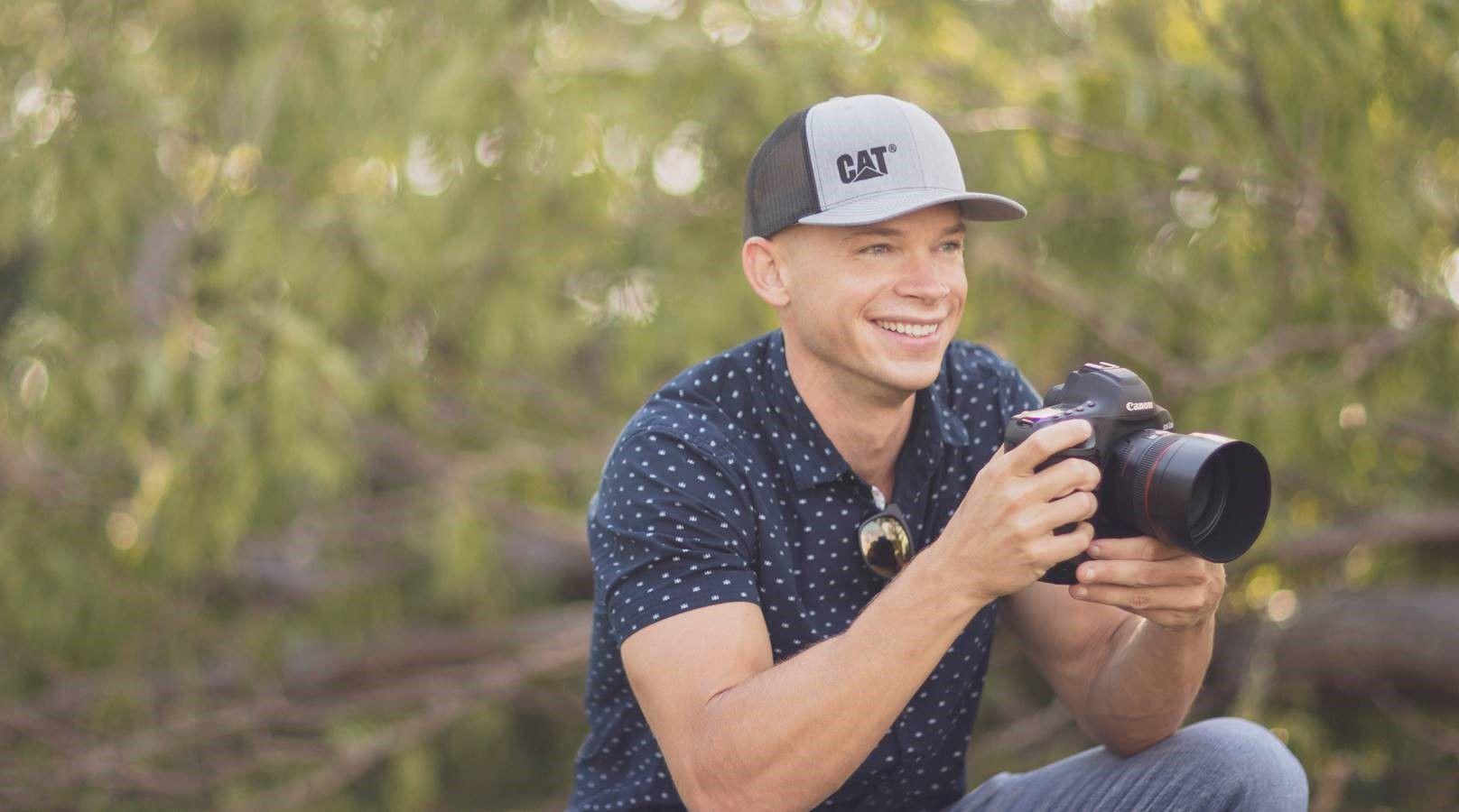 Nick Pflederer - Caterpillar Photographer