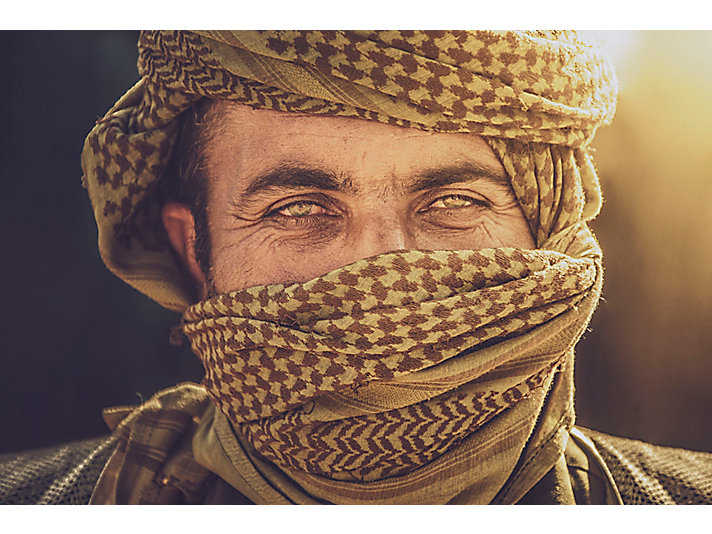 Dubai Portrait