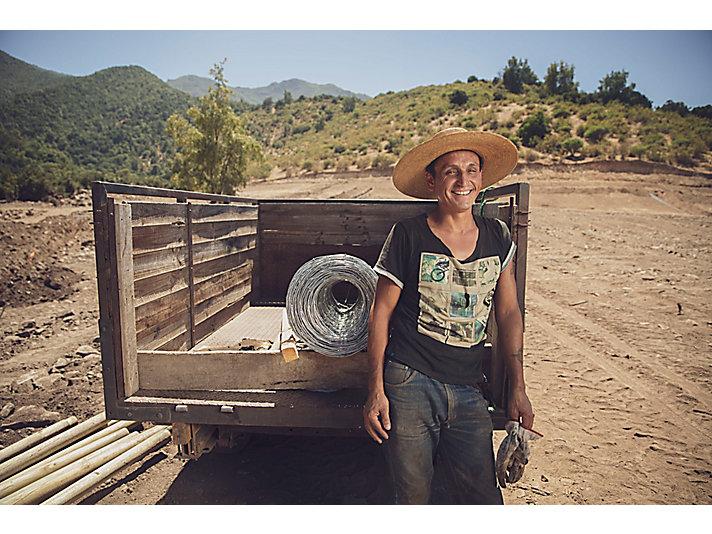 Chilean Portrait