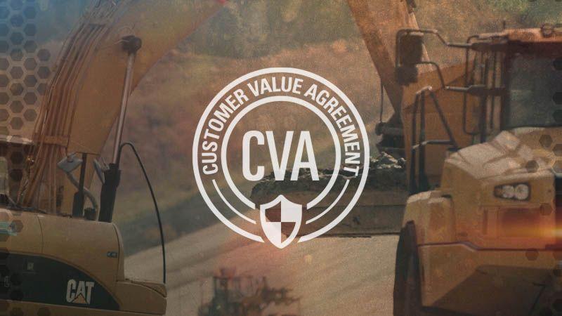 Cat Construction CVA Options