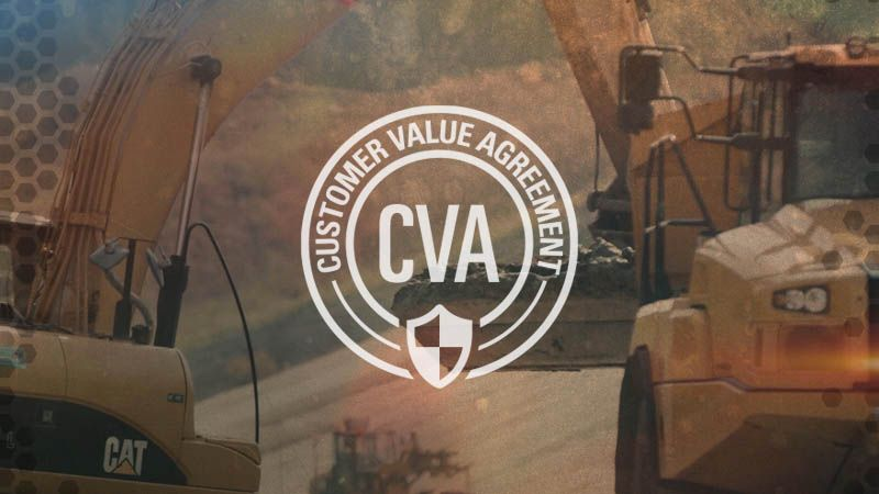Construction CVA Options