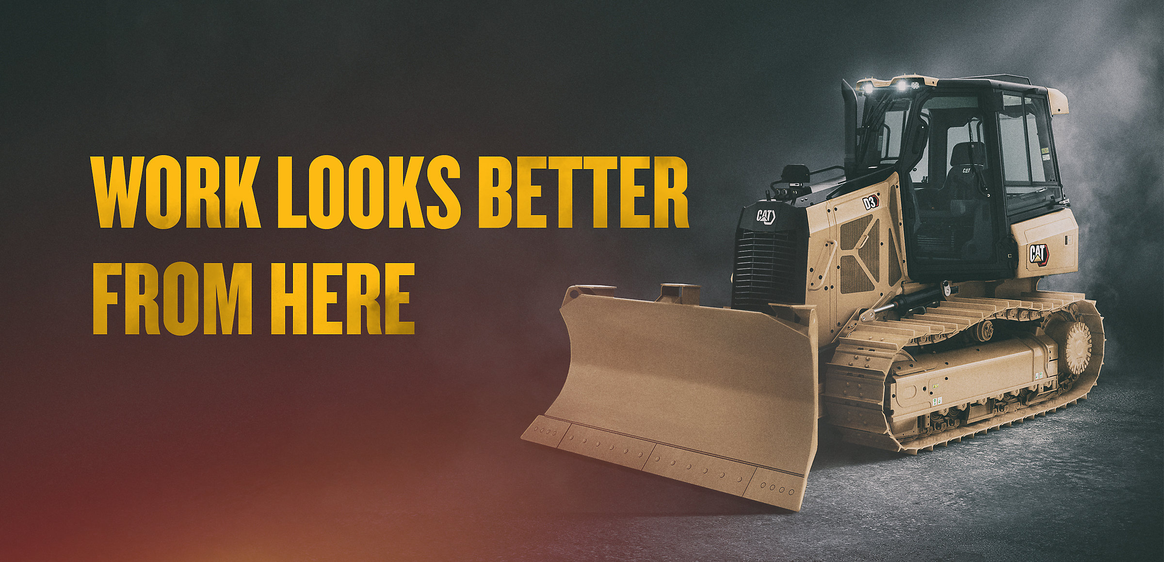 Small Dozer Choices - Work Looks Better From Here