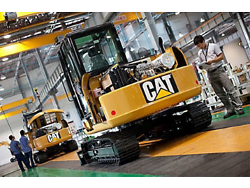 Caterpillar (Wujiang) Ltd. was established in 2011 to produce CAT® 300 series standard mini excavators of both 10 tons and below 10 tons.
