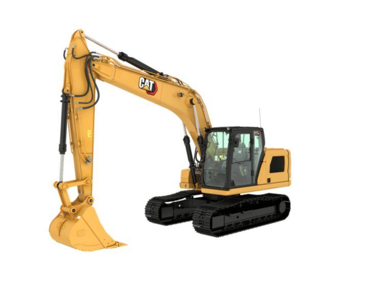 Excavators - 317 GC