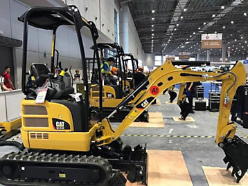 In 2018, Caterpillar (China) Investment Co., Ltd, together with its dealers, supported the 45th World Skills Competition held in Shanghai.