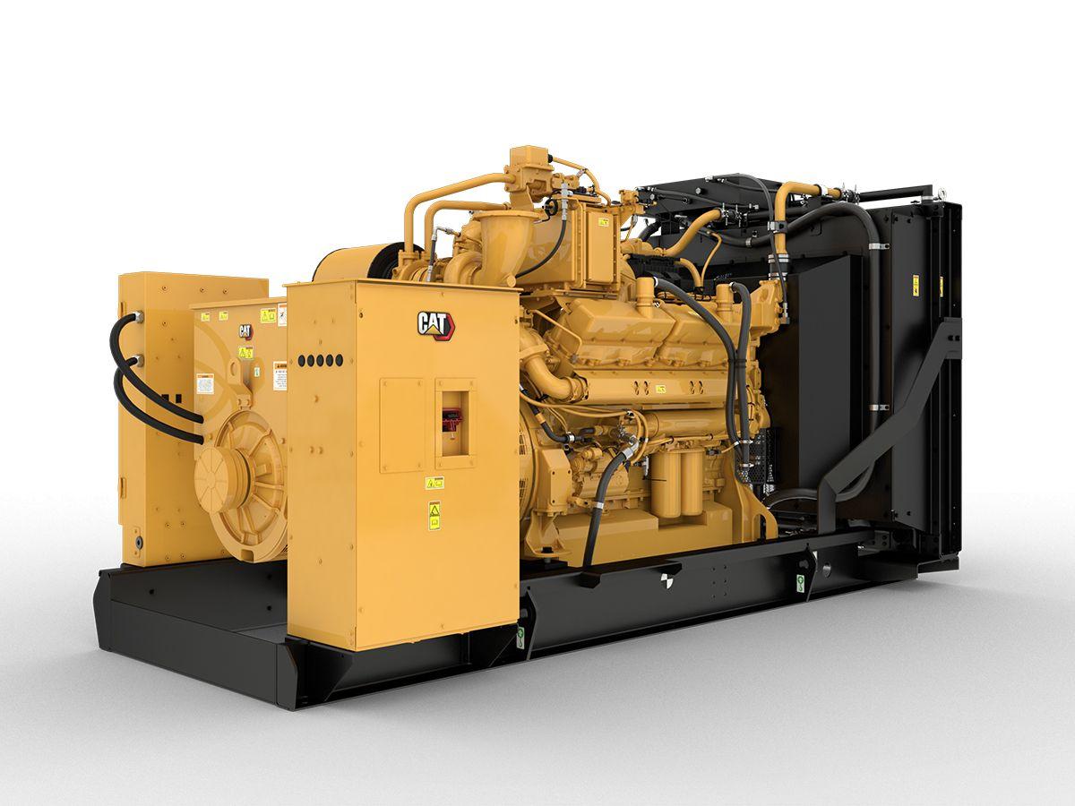 天然ガス発電装置