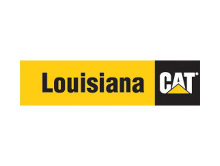 Louisiana Machinery Cat