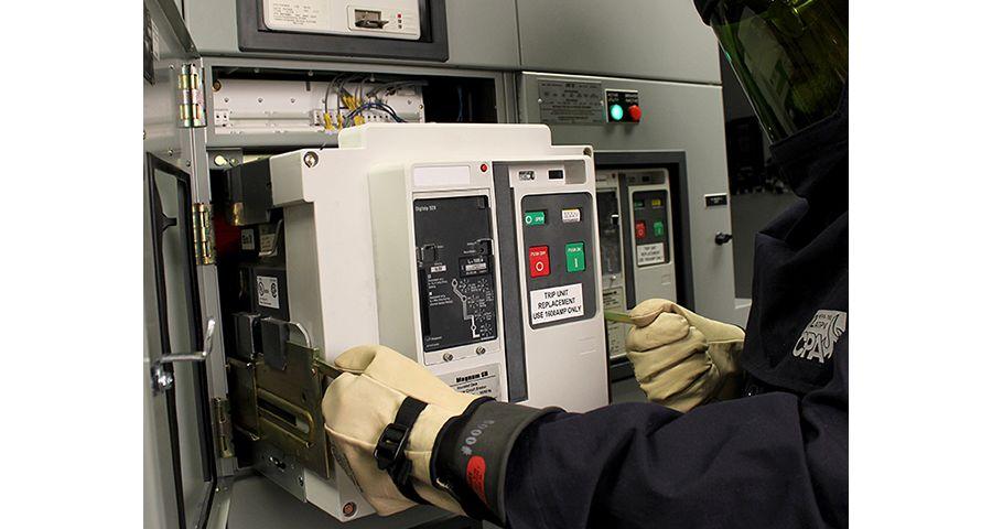 Circuit breaker maintenance and testing