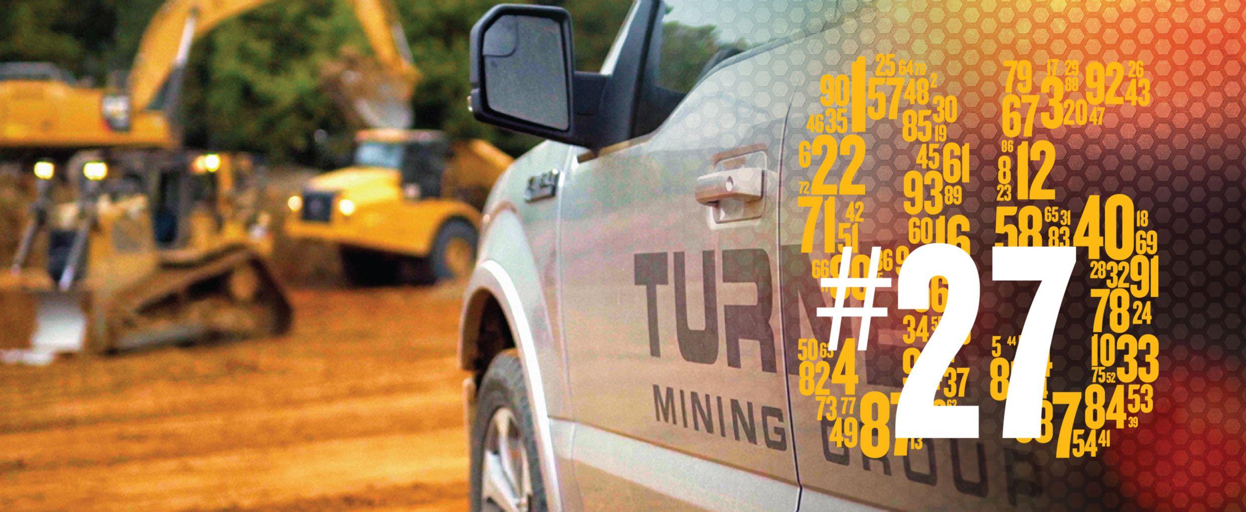 Turner Mining #27
