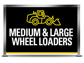 Medium & Large Wheel Loaders