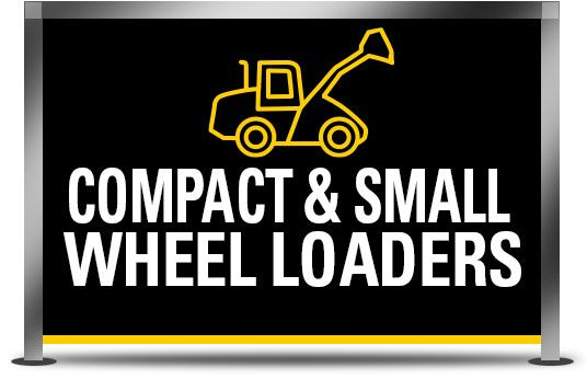 Compact and Small Wheel Loaders