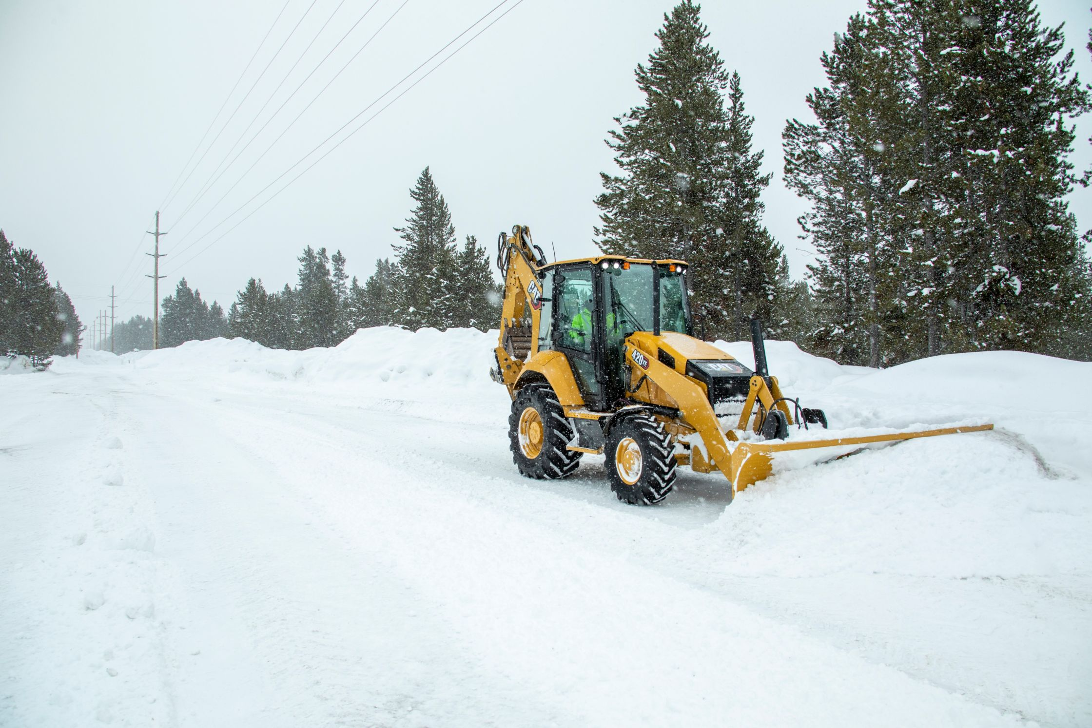 6 Tips for Winterizing Your Heavy Equipment