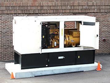 Cat GC diesel generator set