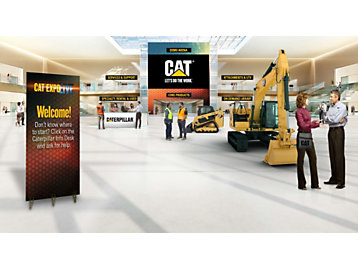 Cat Expo Live