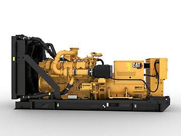 DE1100 GC diesel generator set