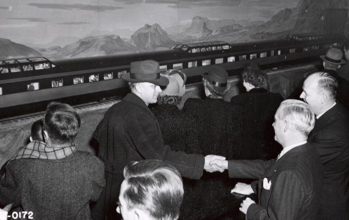 EMD 1947 25th Anniversary