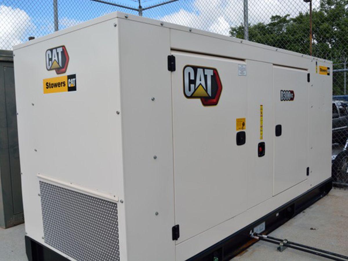 Cat® D300 GC Diesel Generator Set