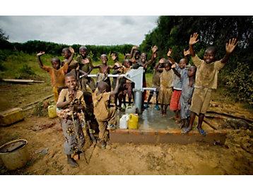 Water.org Partnership