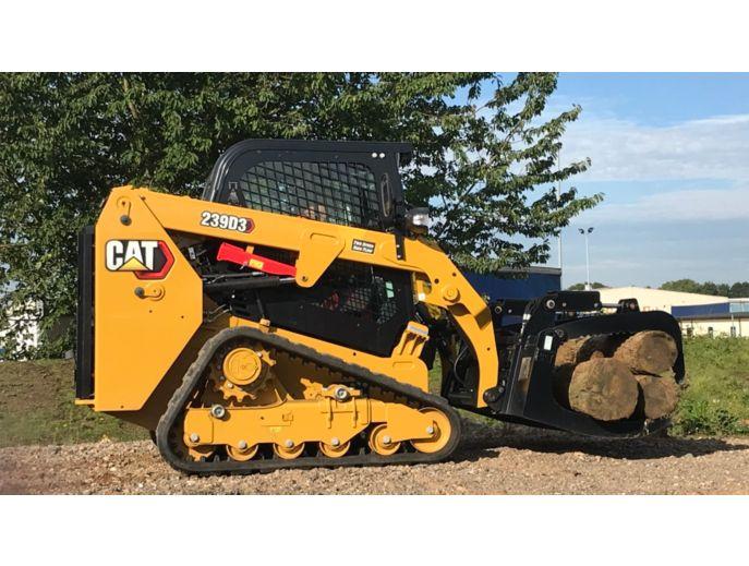 Cat® 239D3 Compact Track Loader