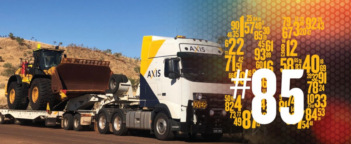 Axis Truck