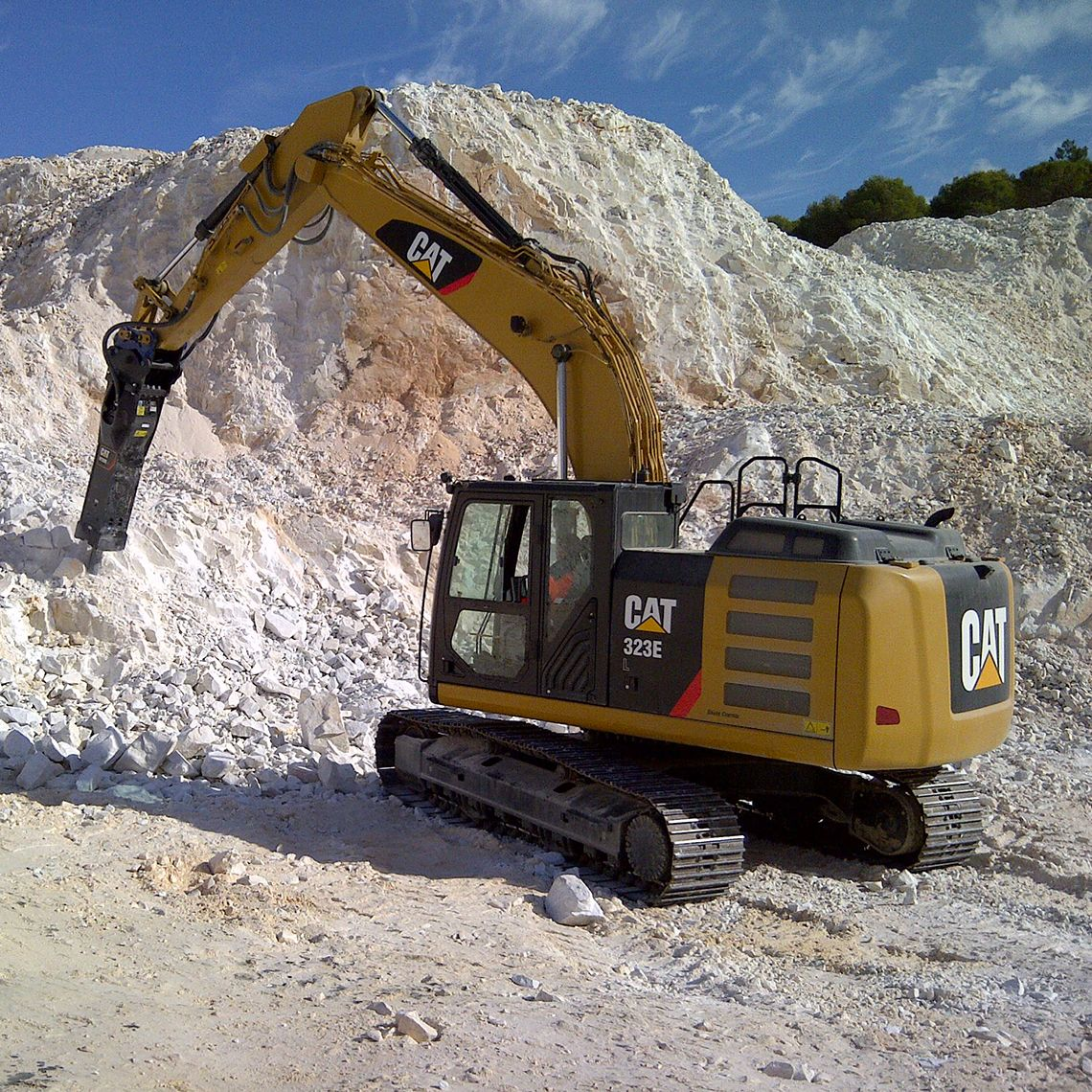 Quarry, Aggregates and Cement