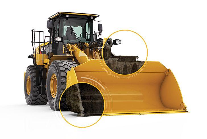 966 Wheel Loader Rebuild Offers