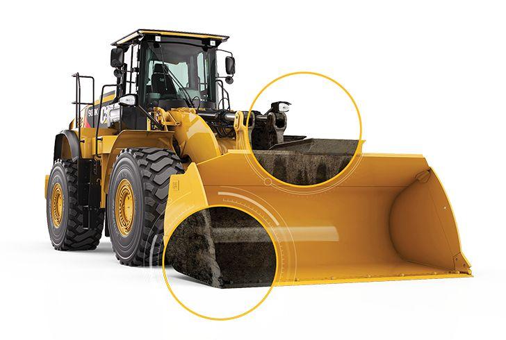 980 Wheel Loader Rebuild Offers
