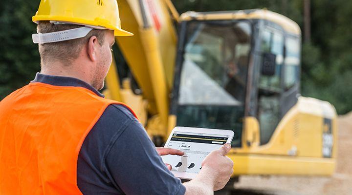Recursos da indústria da construção civil