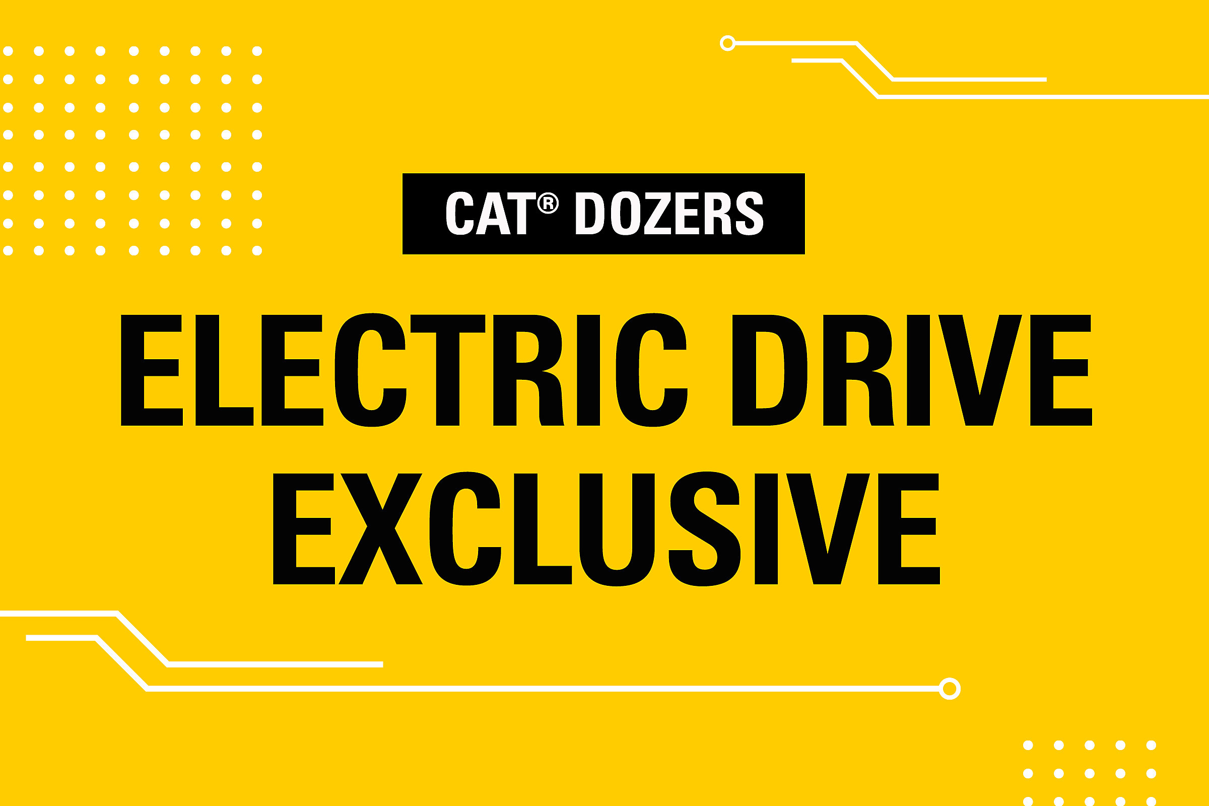 Dozer Electric Drive Exclusive