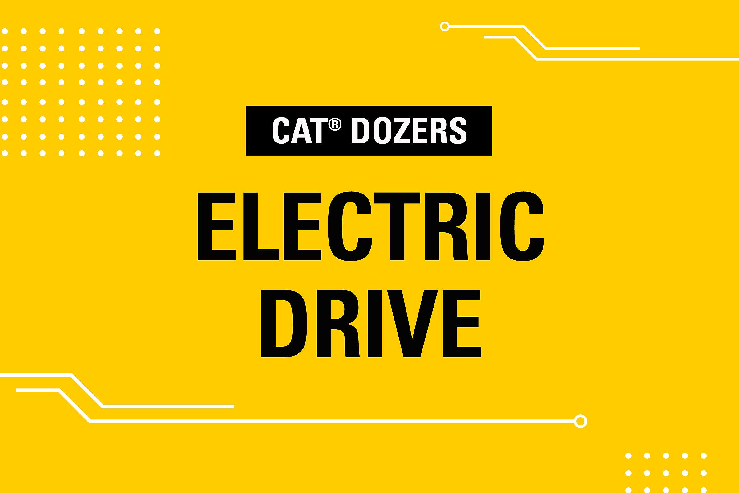 Dozer Electric Drive
