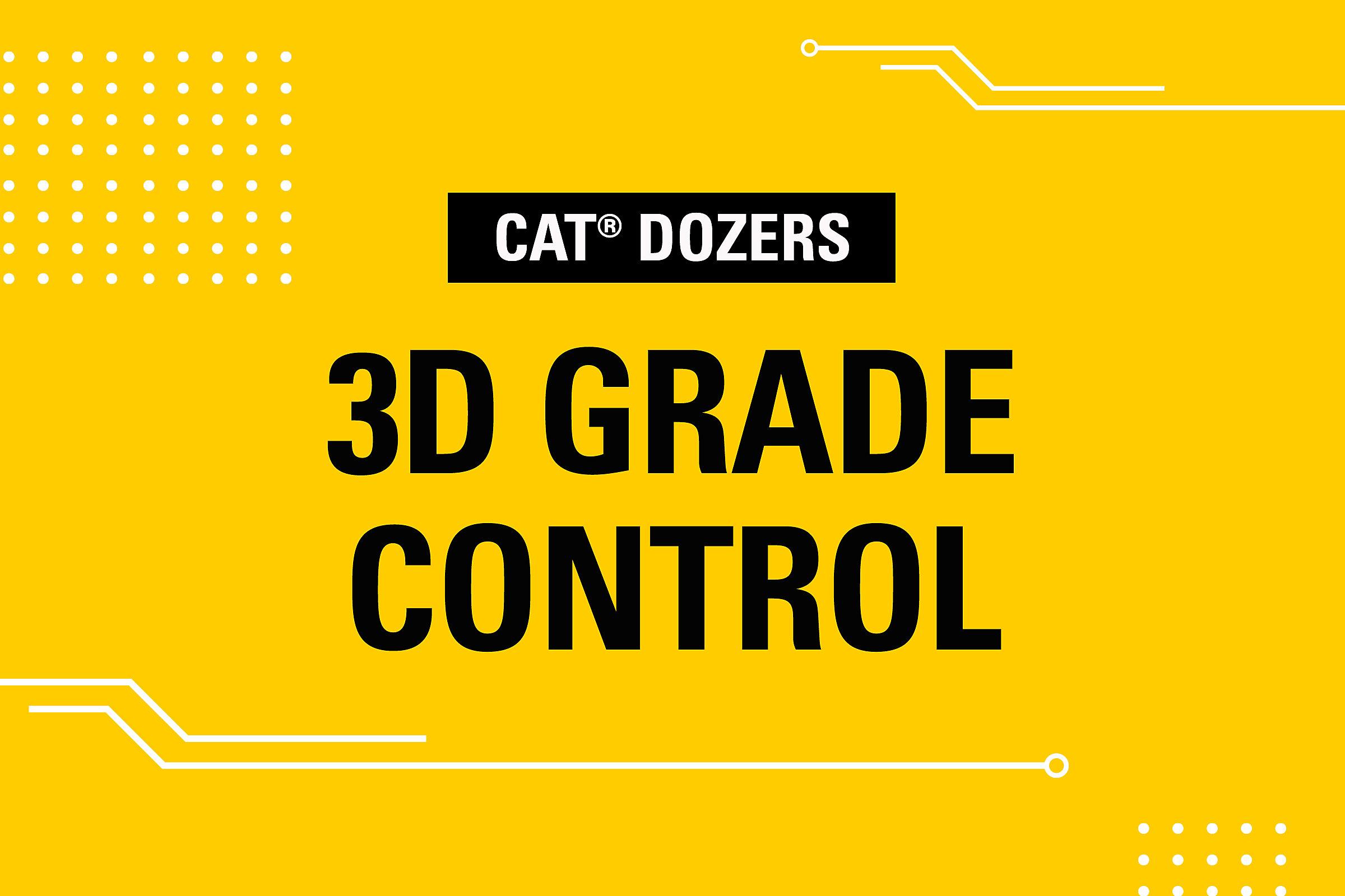 Dozer 3D Grade Control