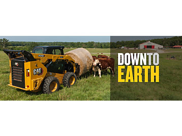 Down to Earth: FFA Leaders at Caterpillar