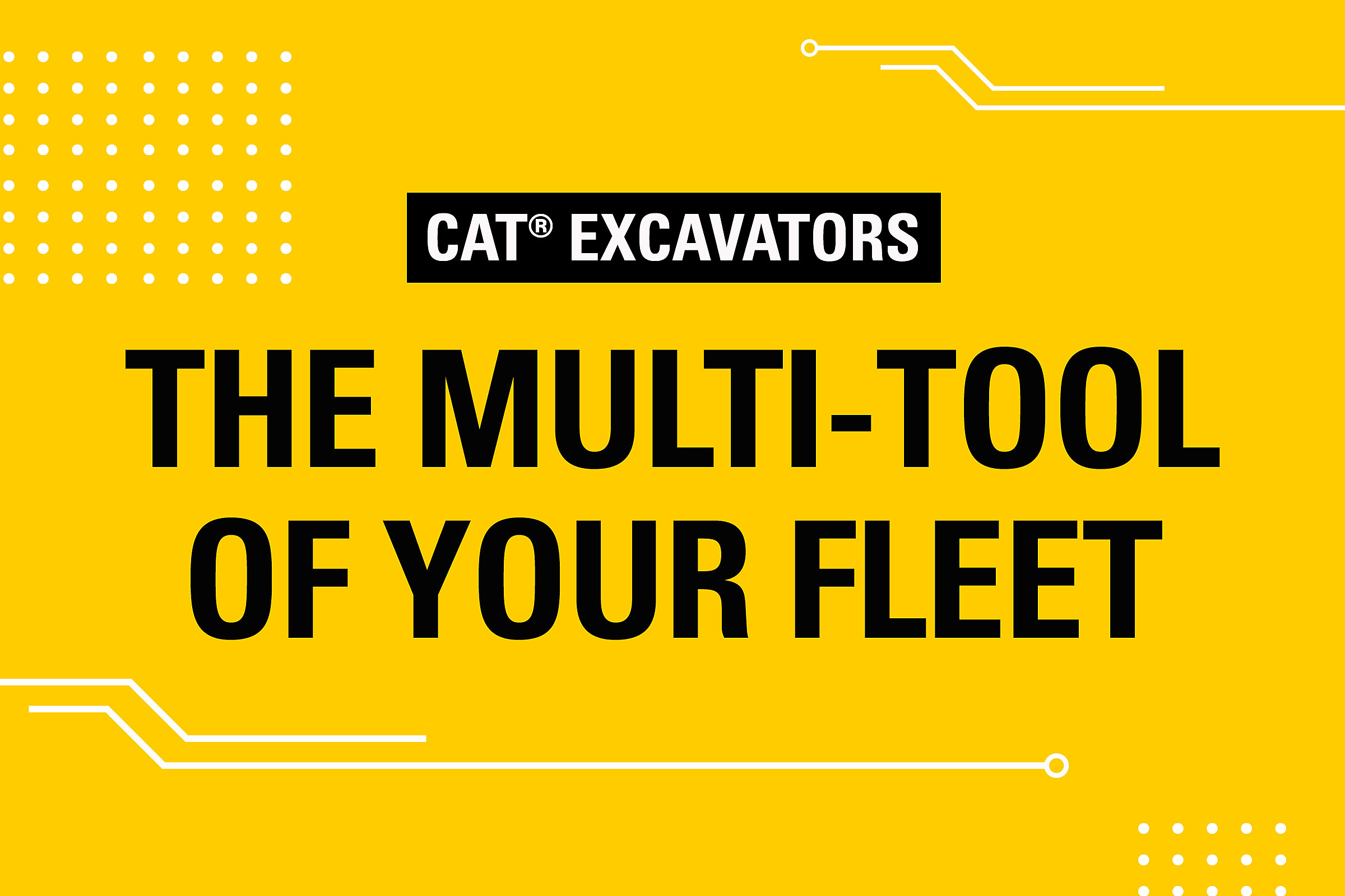 Wheeled Excavators Multi-Tool of Your Fleet