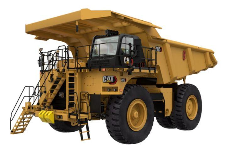 Off-Highway Trucks - 785