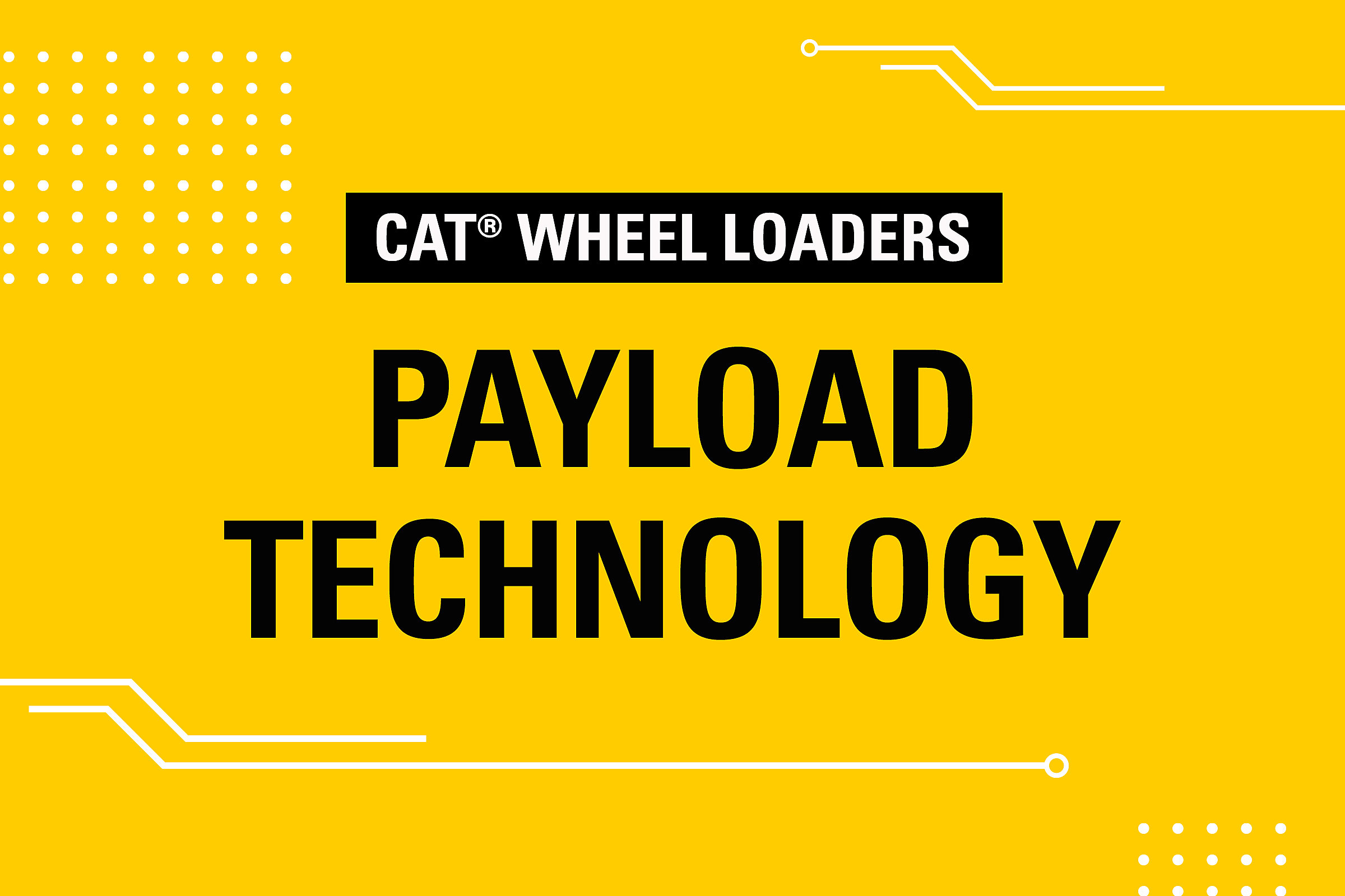 Wheel Loaders payload technology