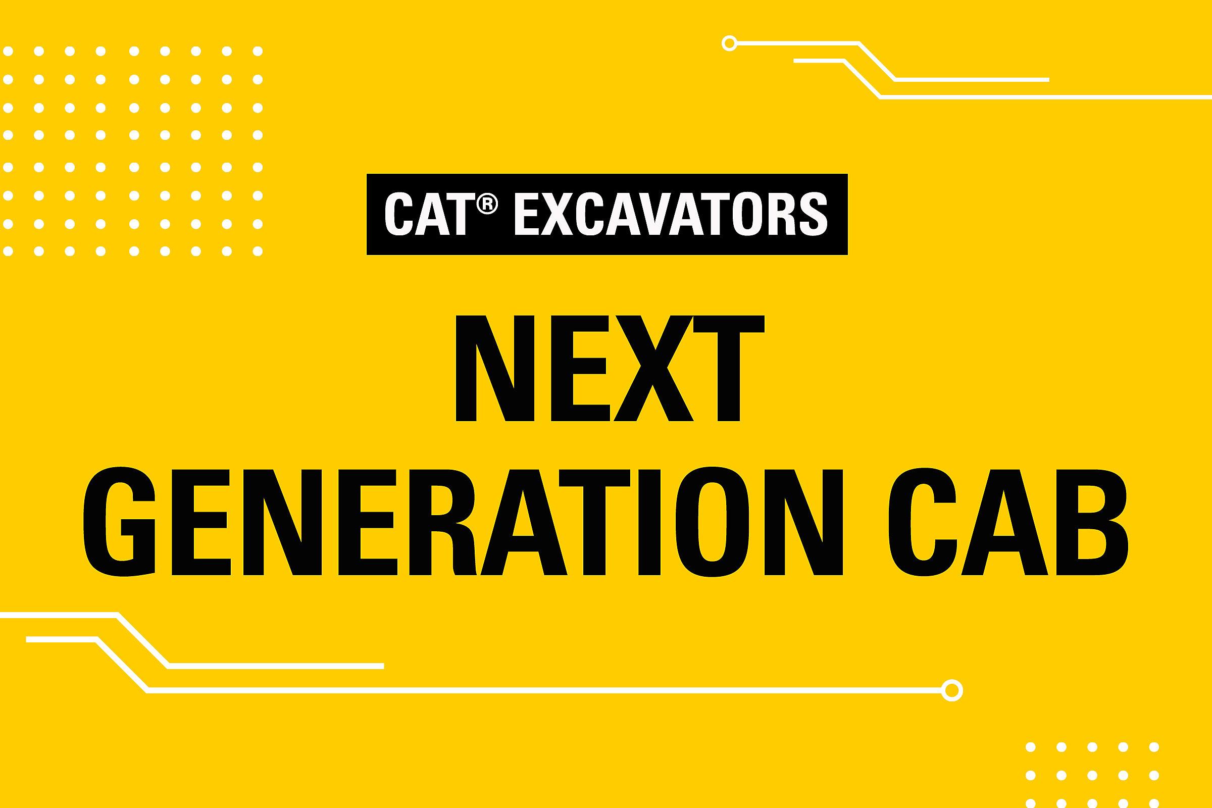 Wheeled Excavators Next Generation Cab