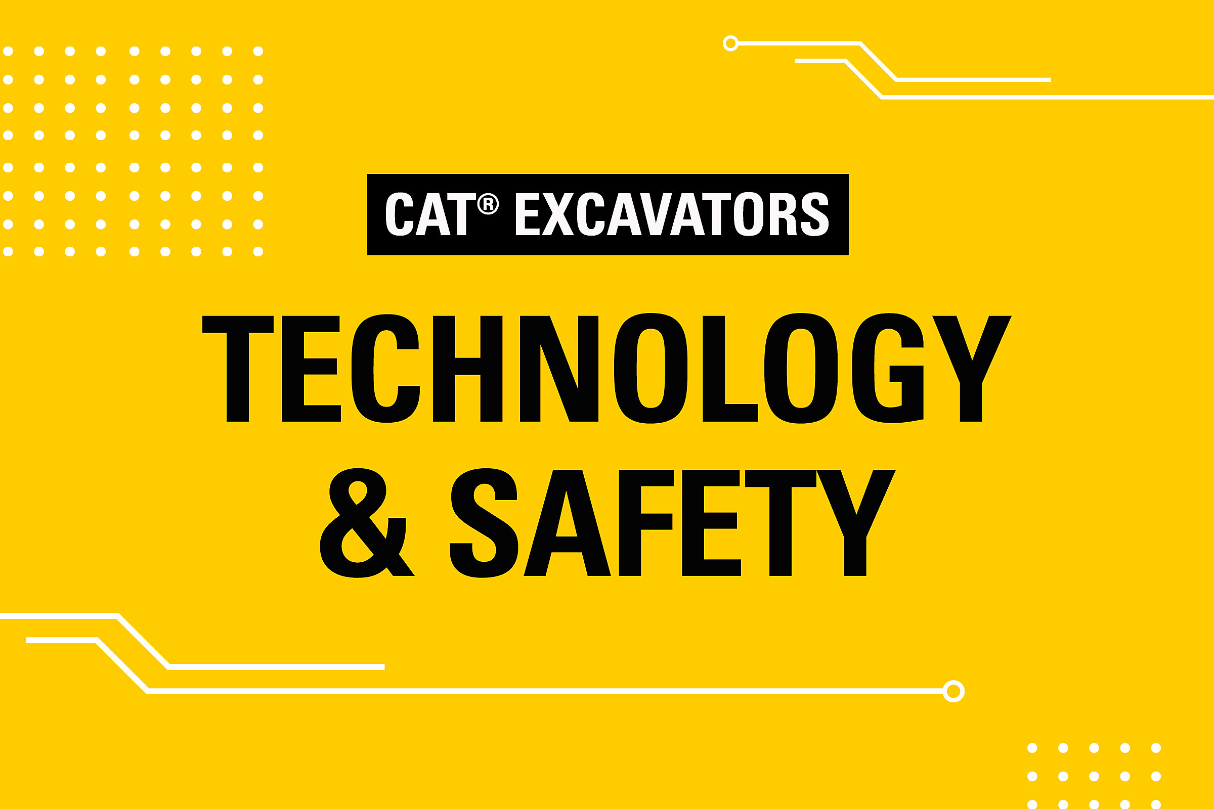 Excavators Technology & Safety