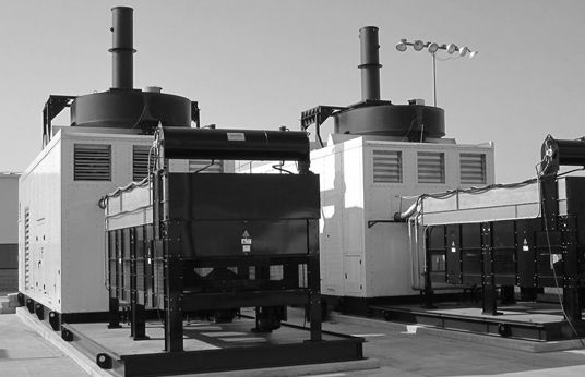 Emission Reduction for CHP