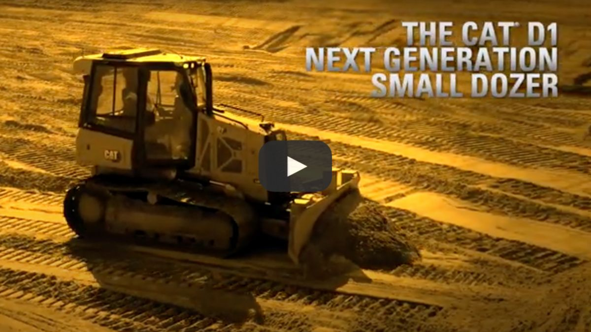 D1 Dozer Customer Story