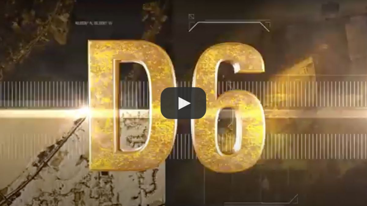 Cat® D6 Dozer   Road of Innovation – Part 3