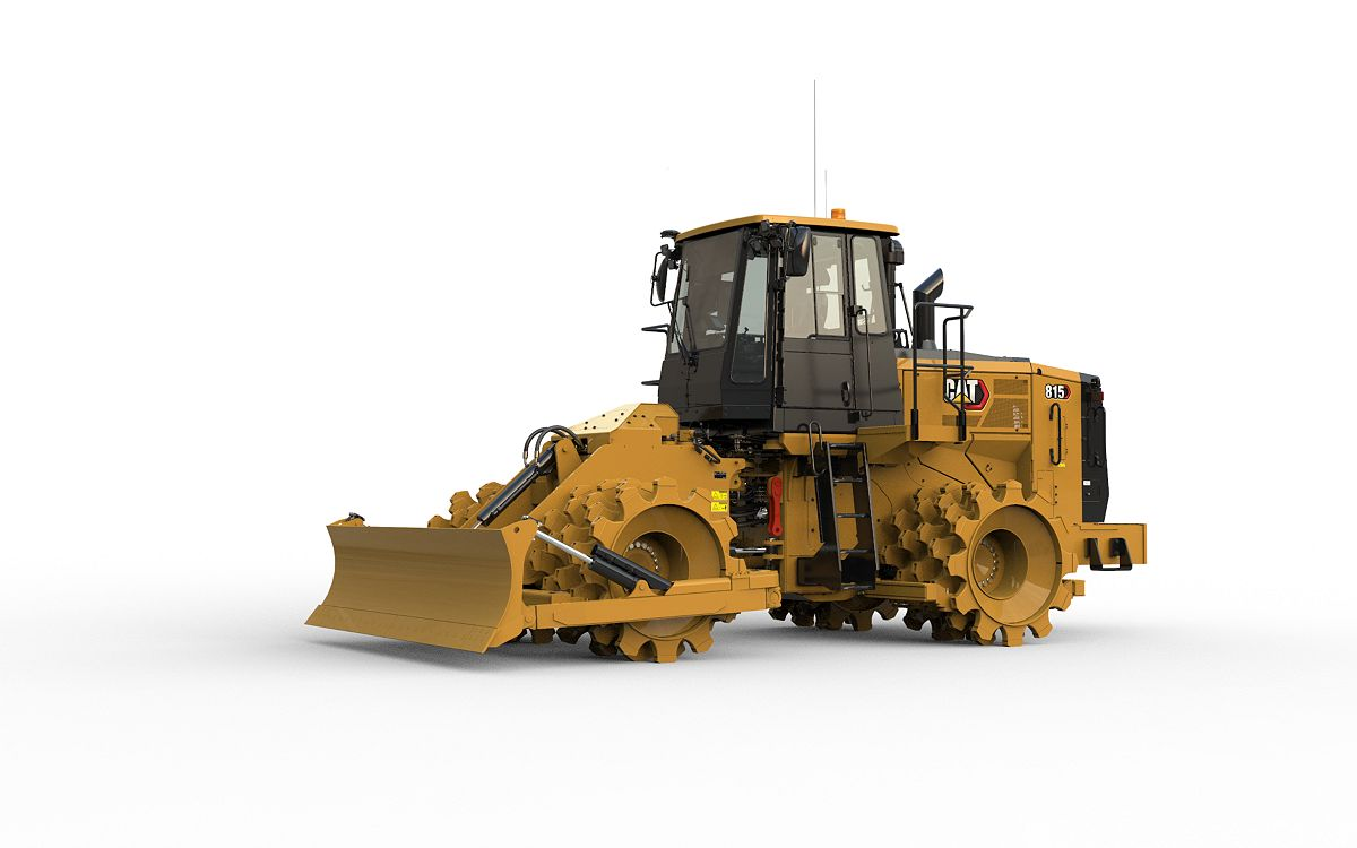 815 Soil Compactor