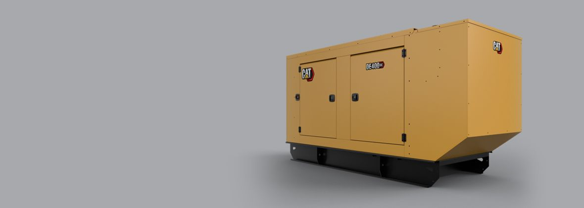 Cat GC Stationary Standby Generators
