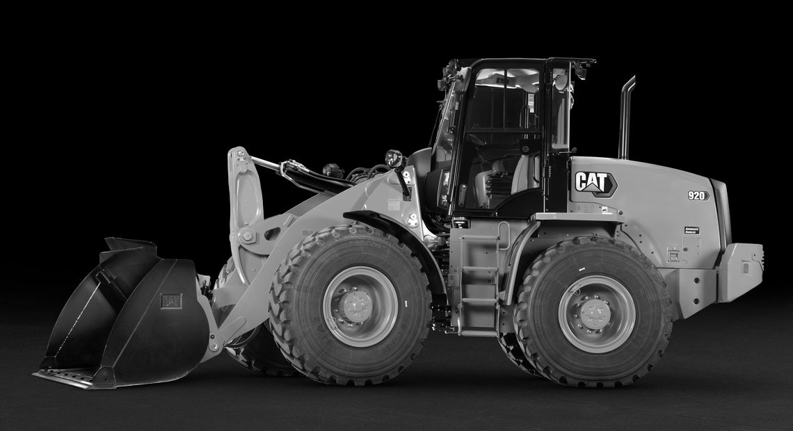 The Next Generation of Cat Compact Wheel Loaders