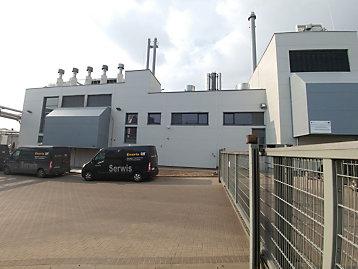 OSM Piątnica's facility in  Podlaskie Voivodeship, northeast Poland