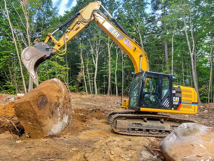 Attachments for Excavating