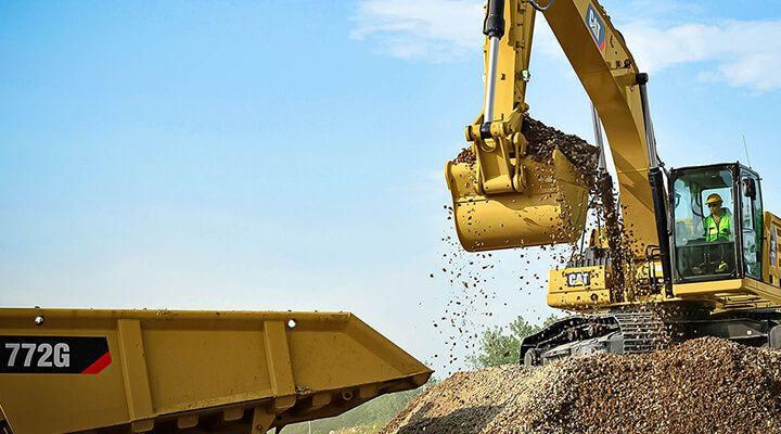 Grade Technology for Excavators