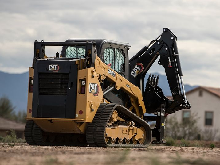 Cat Smart Attachments for Landscaping