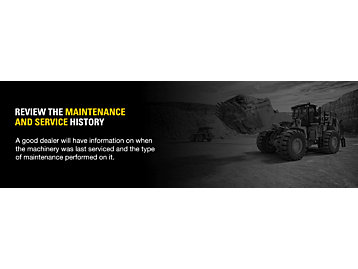 Review the Maintenance and Service History