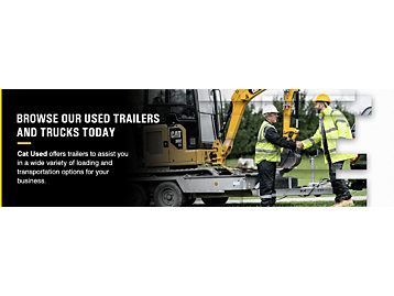 Browse Our Used Trailers and Trucks Today