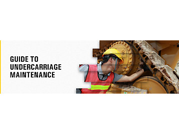 Guide To Undercarriage Maintenance